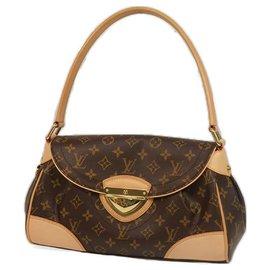 Louis Vuitton-BeverlyMM Sac à bandoulière pour femmes M40121-Autre