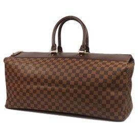 Louis Vuitton-GreenwichGM unisex Boston bag N41155 damier ebene-Other