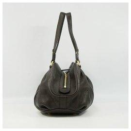 Louis Vuitton-LunarPM Sac à main femme M97051 chocolat-Chocolat