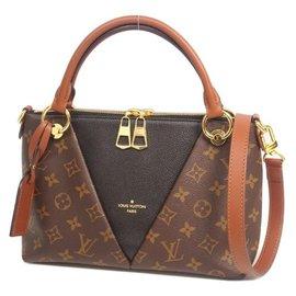Louis Vuitton-Louis Vuitton V toteBB Womens tote bag M43976 Noir-Other