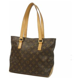 Louis Vuitton-Cabas piano Womens tote bag M51148-Other