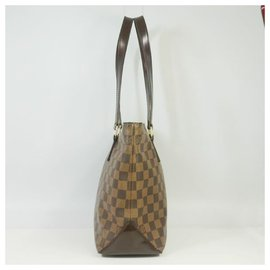 Louis Vuitton-Cabas piano SPO Womens tote bag N51187 damier ebene-Other