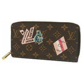 Louis Vuitton-My LV World Tour Zippy Wallet portefeuille long-Autre