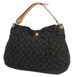 Louis Vuitton-Sac à bandoulière DailyPM Femme M40494 Noir-Autre