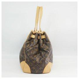 Louis Vuitton-shopper Womens shoulder bag M41433-Other