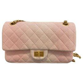 Chanel-Reissue 225-Rose