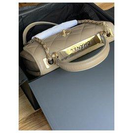 Chanel-Trendy CC-Beige