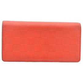 Louis Vuitton-Louis Vuitton Brazza-Red
