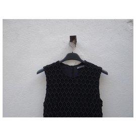 Alexander Mcqueen-Dresses-Black