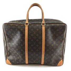Louis Vuitton-Louis Vuitton Sirius 50 Voyage Large Monogram Canvas-Brown