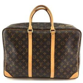 Louis Vuitton-Louis Vuitton Sirius Monogram Canvas-Brown