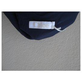 Chloé-Dresses-Navy blue