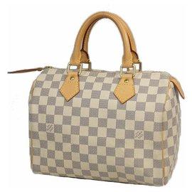 Louis Vuitton-Louis Vuitton Speedy 25 Sac Boston femme N41371-Autre