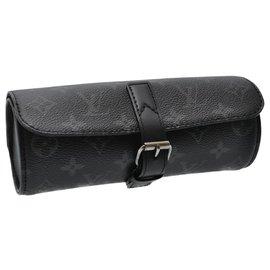 Louis Vuitton-Parure Louis Vuitton-Noir