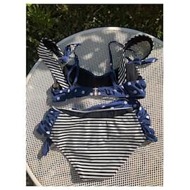 Louis Vuitton-Maillots de bain-Bleu