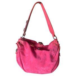 Lancel-Lancel bag-Pink