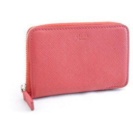 Céline-Celine wallet-Red