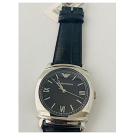 Emporio Armani-Watch Armani-Black