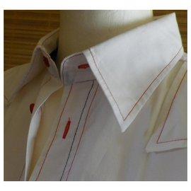 Gucci-GUCCI shirt size XXL very good condition-White