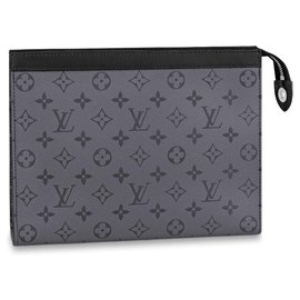 Louis Vuitton-LV pochette discovery new-Grey