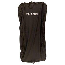 Chanel-Chanel XL bag cover-Black