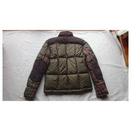 Napapijri-NAPAPIJRI Down jacket, Size M-Khaki