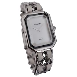 Chanel-CHANEL PREMIERE BLANCHE WATCH-White