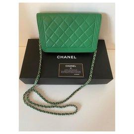Chanel-Chanel-Green