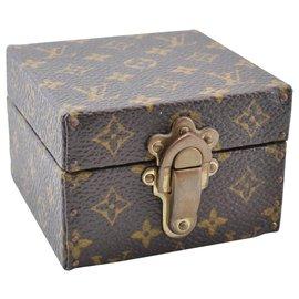 Louis Vuitton-Parure Louis Vuitton-Marron