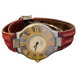 Cartier-Must-Bijouterie argentée