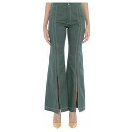 Chloé-Pantaloni sold out Chloe-Green