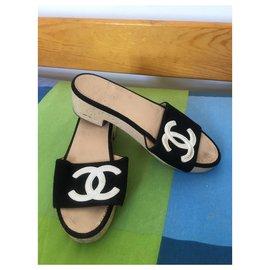 Chanel-Chanel shoe-Beige
