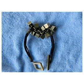 Céline-Céline bracelet-Black,Golden,Bronze