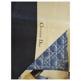 Christian Dior-Scarves-Multiple colors