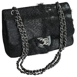 Chanel-Limited Timeless Jumbo Bag-Black