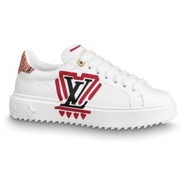 Louis Vuitton-Baskets LV Crafty-Blanc