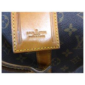 Louis Vuitton-KEEPALL 45 BANDOULIERE MONOGRAMEEPALL 50 MONOGRAM-Marron