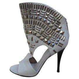 Giuseppe Zanotti-Ankle Boots-White
