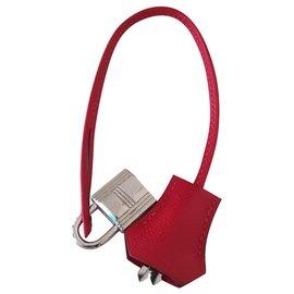 Hermès-b.35 Rouge casaque-Red