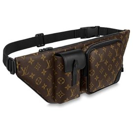 Louis Vuitton-LV Bumbag new-Brown