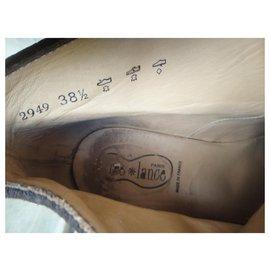 Free Lance-Free Lance p boots 38,5-Brown