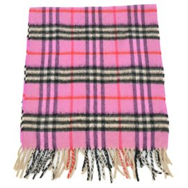 Burberry-Burberry scarf-Pink