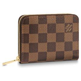 Louis Vuitton-LV zippy coin purse new-Brown