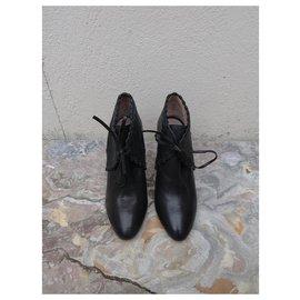 Chloé-Ankle Boots-Black