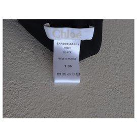 Chloé-Dresses-Black,Multiple colors