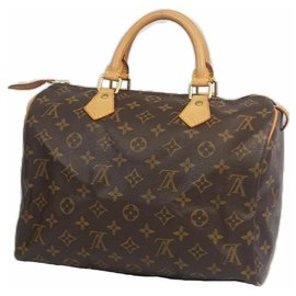 Louis Vuitton-Louis Vuitton Speedy 30 Sac Boston femme M41108-Autre