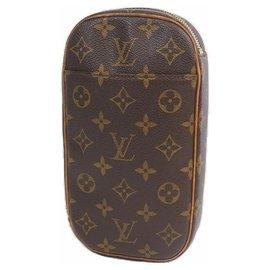 Louis Vuitton-Louis Vuitton Pochette Gange Waist bag Mens body bag M51870-Autre