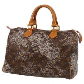 Louis Vuitton-Louis Vuitton Speedy 30 Sac Boston femme M95398-Autre
