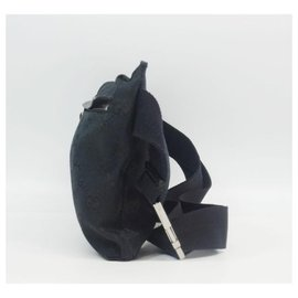 Gucci-Gucci Womens Waist bag 28566 black-Black