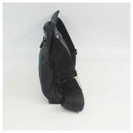 Gucci-Sac de taille homme Gucci 28566 black-Noir
